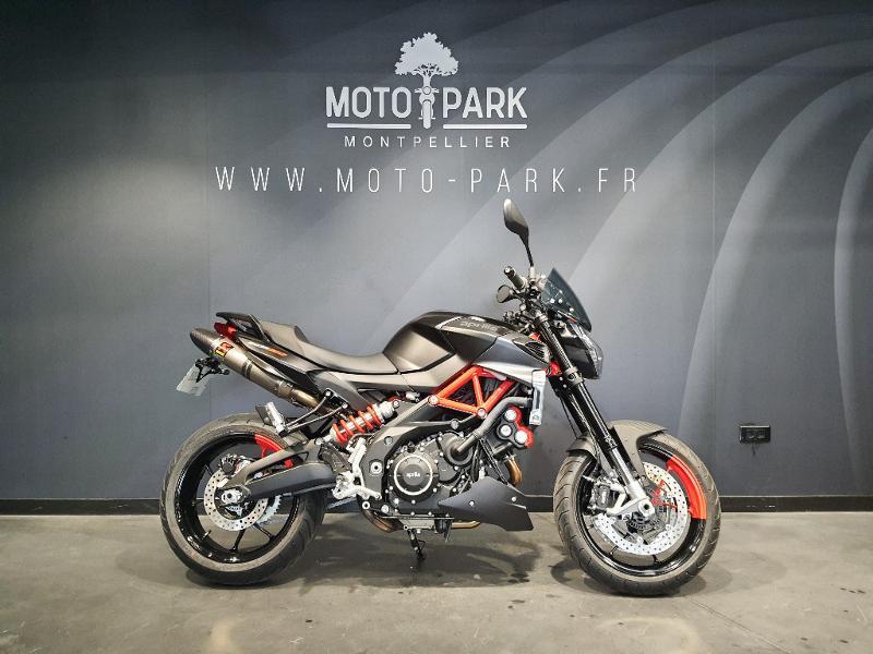 moto Shiver 900 ABS 2017