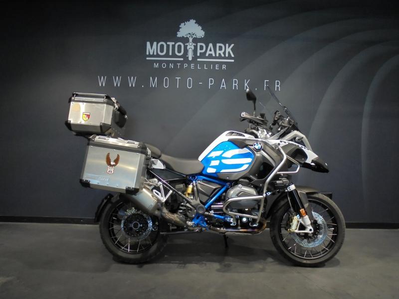moto R 1200 GS Adventure Rallye