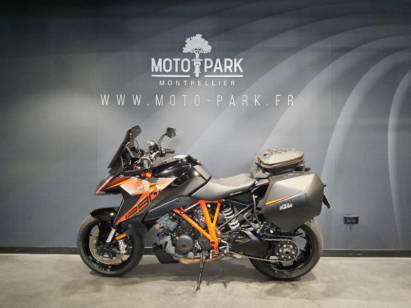 moto Super Duke 1290 GT ABS 2019