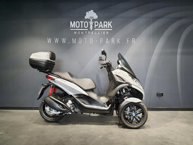 moto MP3 300 HPE Sport ABS ASR