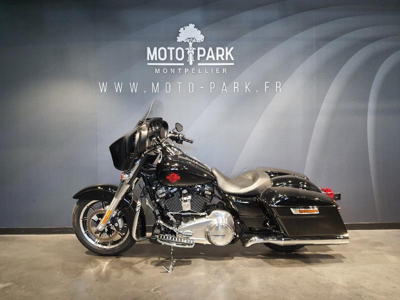 moto Street Glide 1745 Couleur 2019