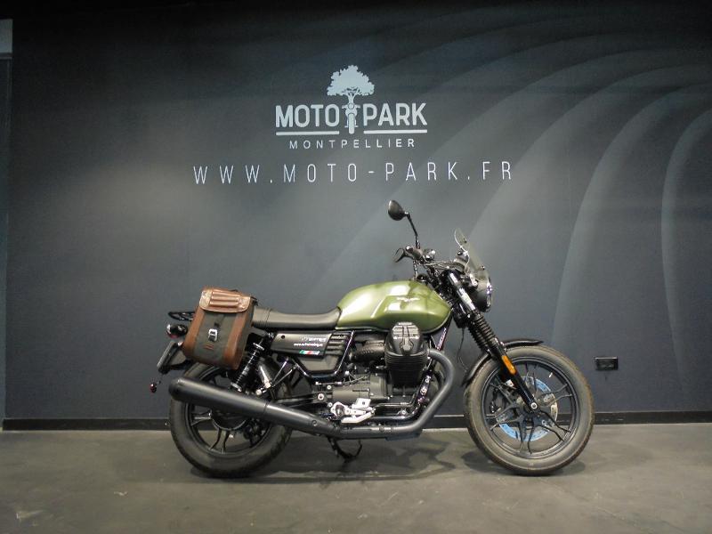 moto occasion  V7 750 Stone ABS + TC Euro 4