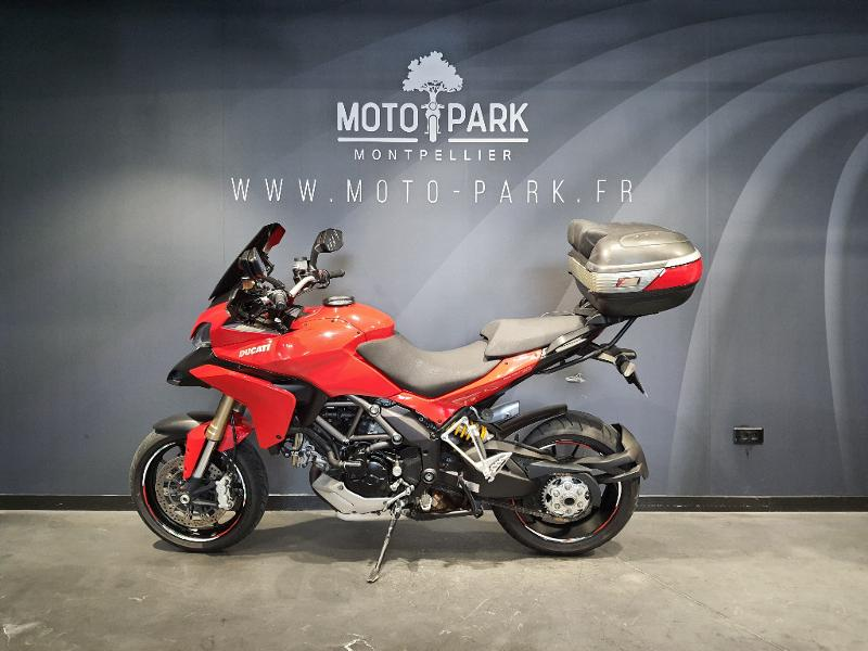 moto Multistrada 1200 ABS