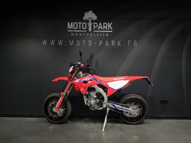 moto CRF 450 R 2021
