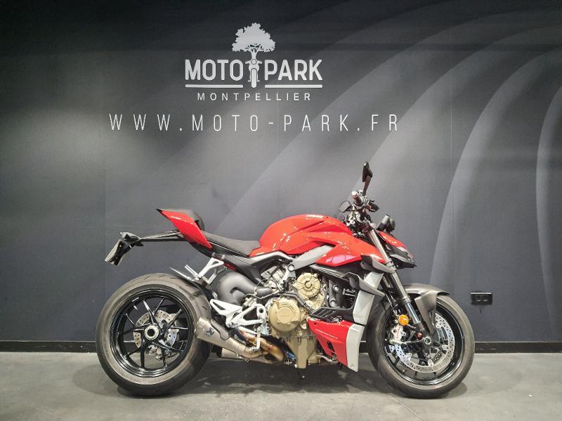 moto Streetfighter 1103 Streetfighter V4 E5