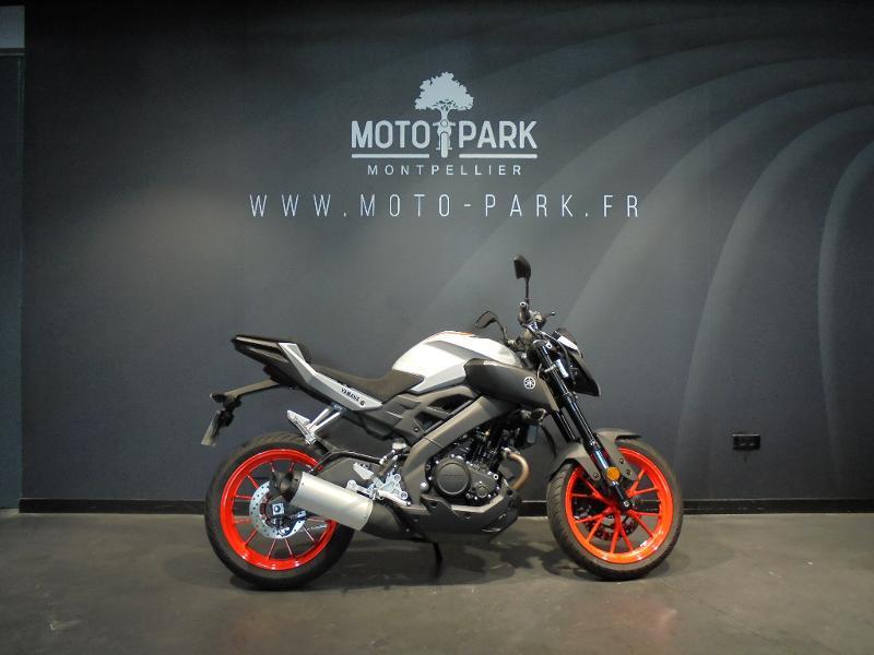 moto MT 125 ABS 2019