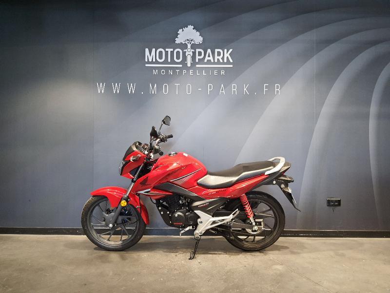 moto CB 125 F 2017