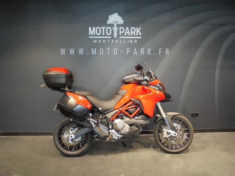 moto Multistrada 950 S ABS Spoked Wheels