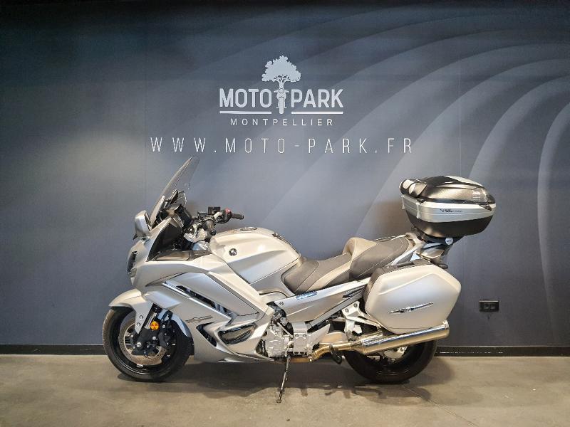 moto FJR 1300 AE 2018