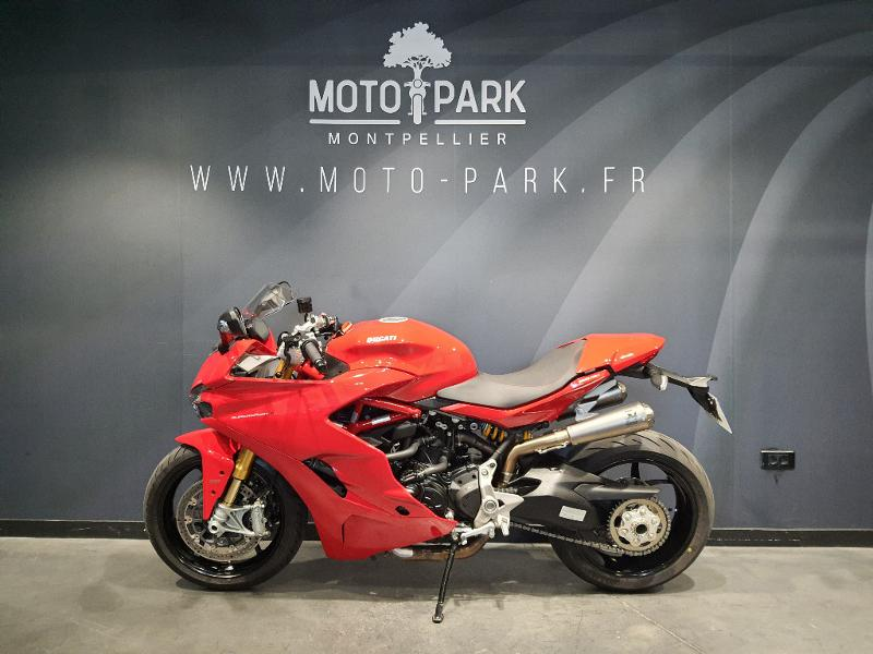 moto SuperSport 939 S ABS