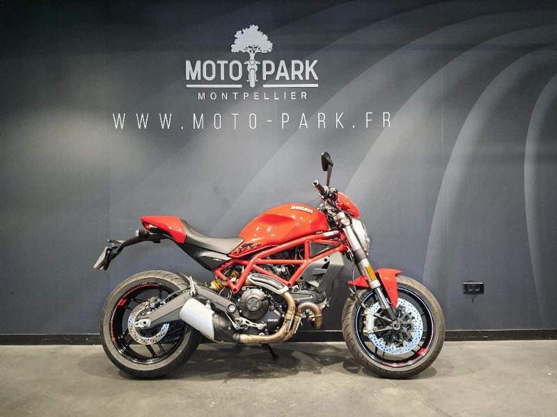 moto Monster 797 ABS