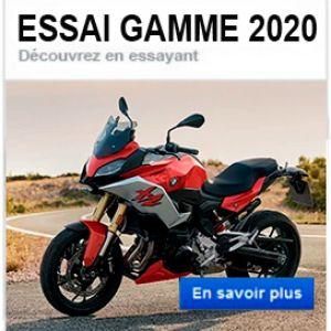 Essai de la gamme 2020 BMW MOTORRAD